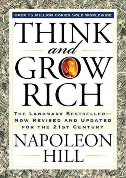 What is the best book ever read on how to become wealthy quora researched more than 500 self made millionaires including andrew carnegie henry ford and charles m schwab before releasing this 1937 best seller fandeluxe Images