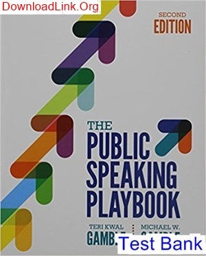 Where can I download Public Speaking Playbook 2nd Edition