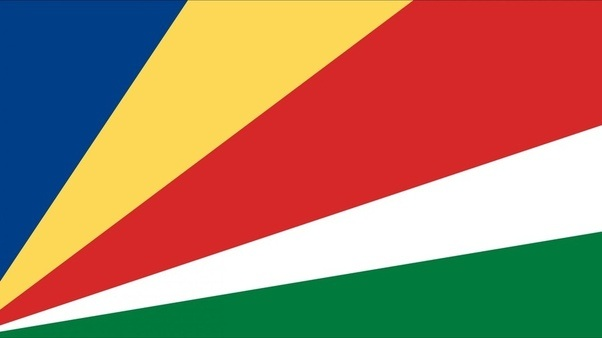 Which countrys flag has the most colours quora flag of seychelles publicscrutiny Image collections