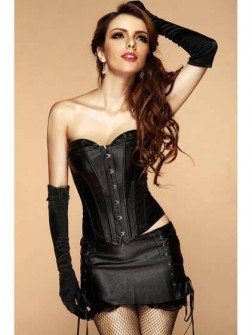 what sort of jobs require you to wear a corset every day