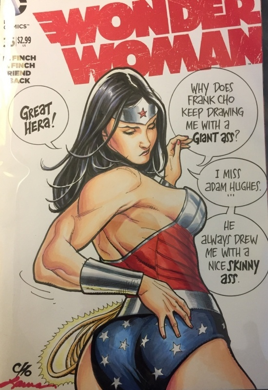 Who are some of the sexiest comic book characters? - Quora