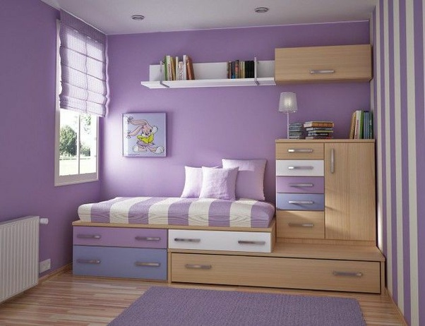 What Is Best Colour Combination With Purple For Walls Quora