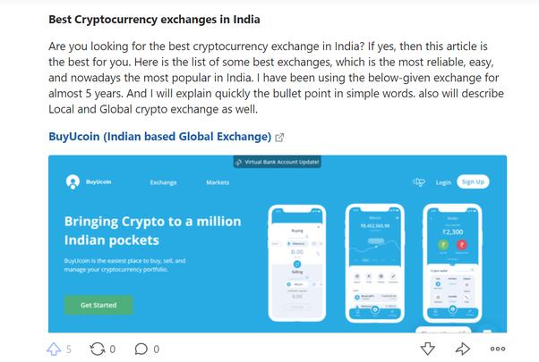 Beste Crypto Exchange-App in Indien Quora