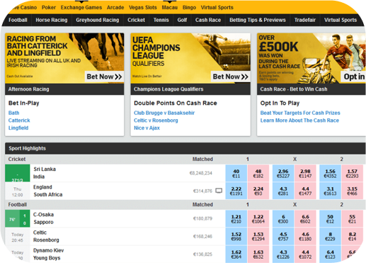 Sports Betting: Which bookmakers offer an API? - Quora