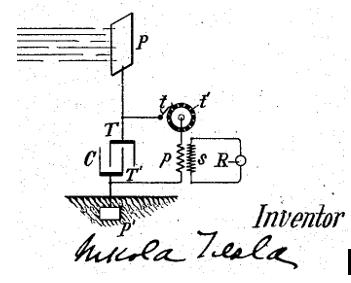 Nikola tesla freie energy generator
