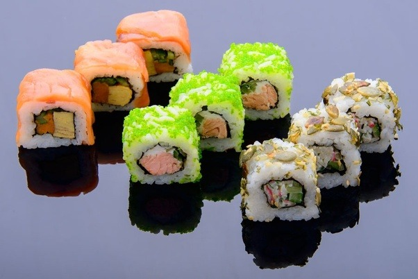 The sushi world has been enriched by these enterprising American chefs who  greatly expanded our sushi vocabulary.