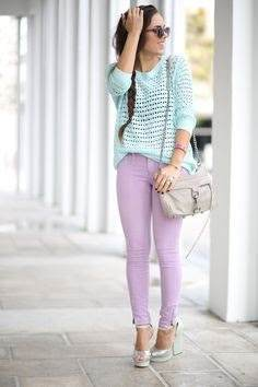 Fashion And Style What Colors Go Well With Purple Quora