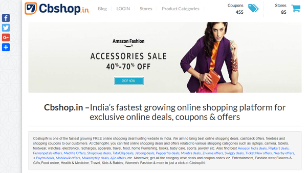 Which is the best coupons and online deals site in India  - Quora 9bb7c780da09