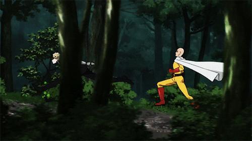 One punch man: Everyone just loves Saitama. Even I love