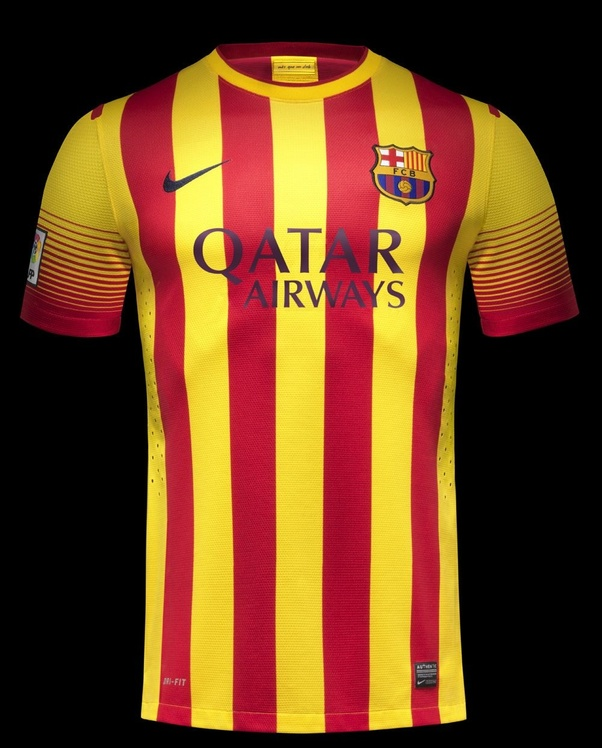 competitive price 4edcc 118c6 As a Barcelona fan, which kit is your favourite? Why? - Quora