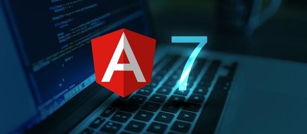 What's new in Angular 7? - Quora