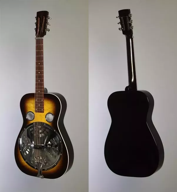 what is the advantage of a square neck dobro style resonator guitar vs a round neck one quora. Black Bedroom Furniture Sets. Home Design Ideas
