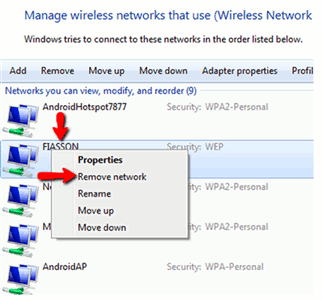 Why would my laptop's WiFi speed be slow when it is plugged