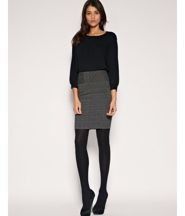Skirts and nylons