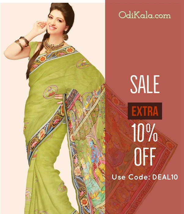 a88e2324ef8 OdiKala is one of the most trusted Online Store where you can Shop Sarees