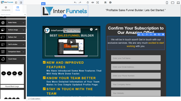 Funnel Builder Software - An Overview