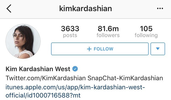What does the blue tick mark beside the names in Instagram mean? - Quora