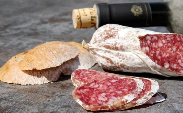 is salami ok on a low carb diet?
