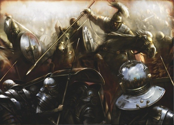 why was the roman arms so The roman army was incredibly well-organised, well-trained and highly disciplined only men were allowed to be roman soldiers and they had to be roman citizens and at least twenty years old click the link to find out some more information about roman soldiers.