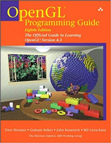 What is the best website or book where I can learn OpenGL