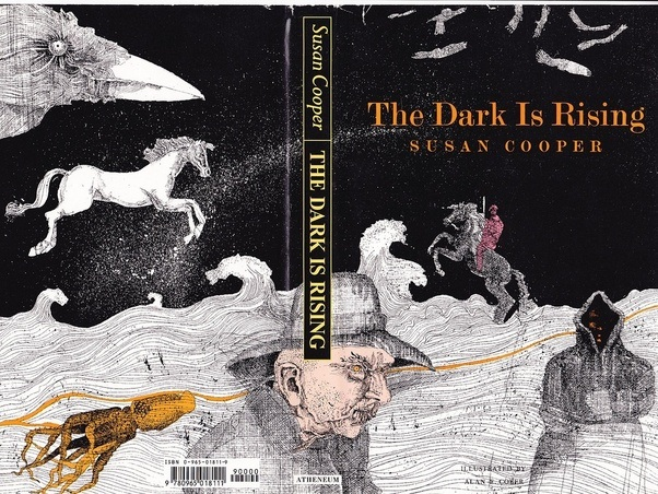 Alan e cobers illustrations for the dark is book artists i would urge everyone to pick up this book yourself and take the time to really look closely at and absorb these illustrations solutioingenieria Choice Image