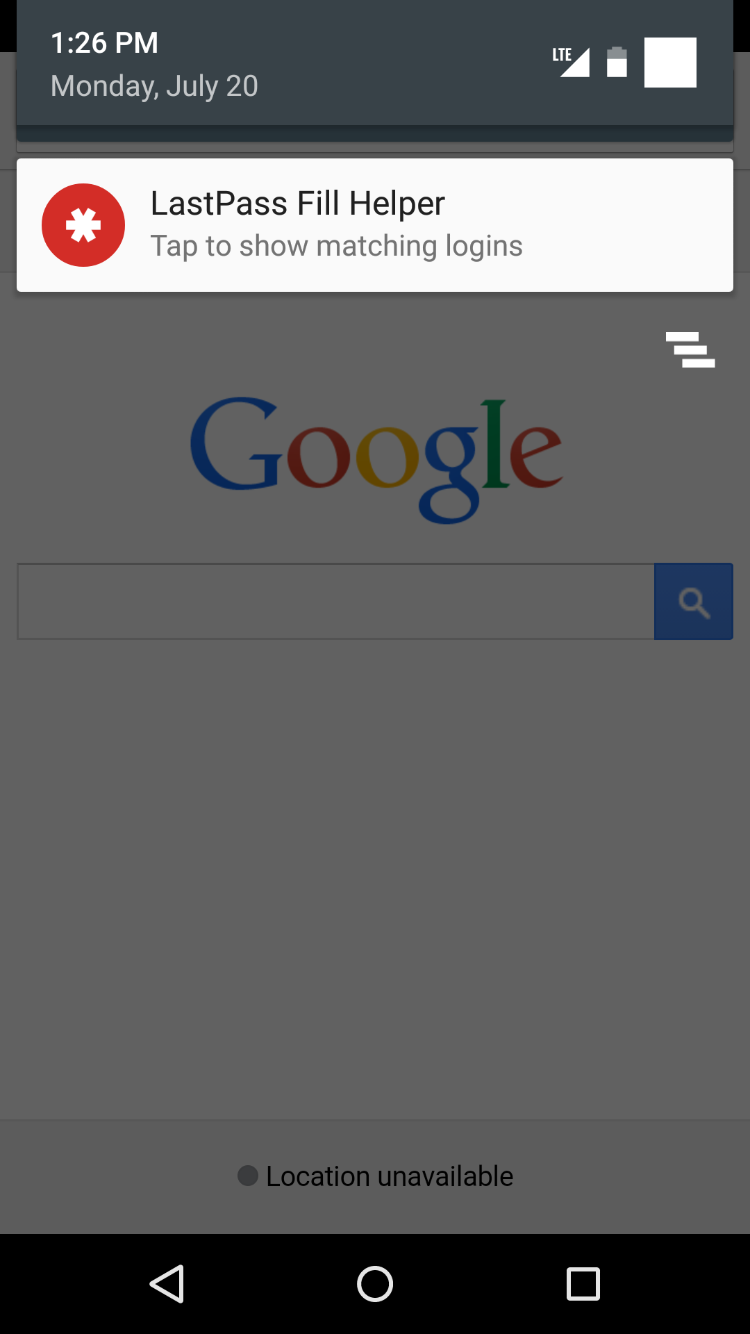 Does LastPass for Android work well with Chrome? - Quora