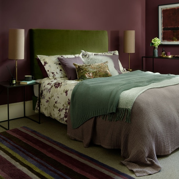 What is the worst colour to paint a bedroom? - Quora