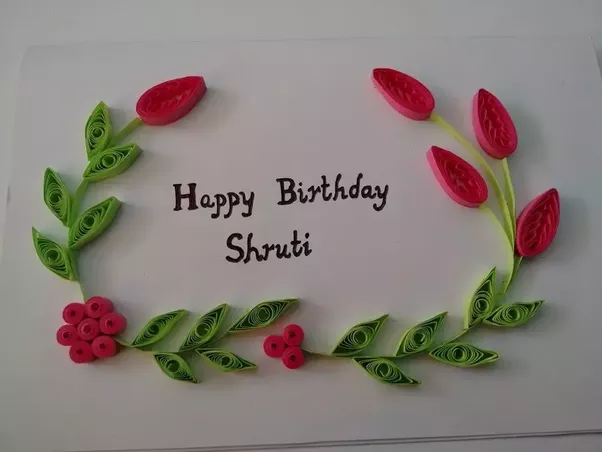 Can you give me innovative ideas to make birthday cards quora handmade cards always stand out as the best gifts for any occasion these are a few ideas to try out bookmarktalkfo Choice Image