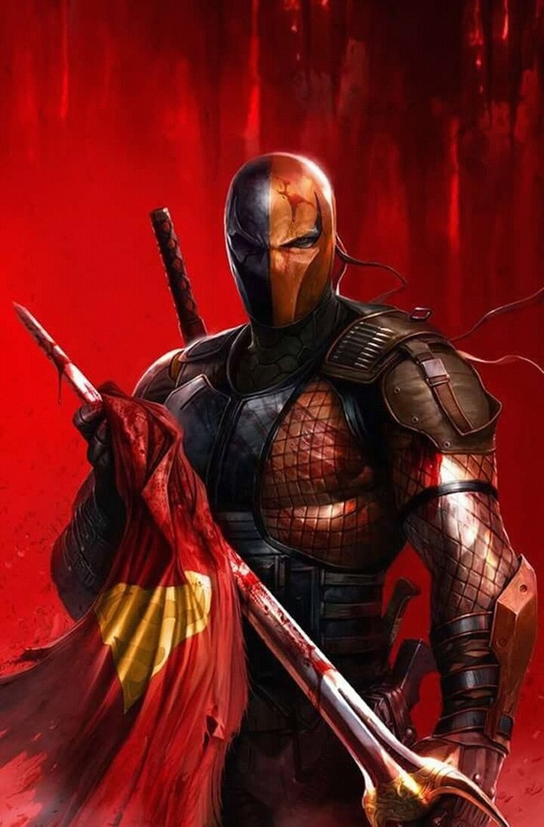 Vs. Taskmaster from Earth 616 & Who would win: Deathstroke (DC) or Taskmaster (Marvel)? - Quora