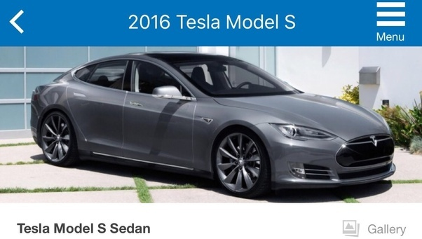 What is the minimum width garage and door that will fit a Tesla ...