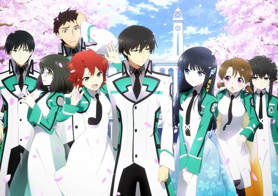 The Story Of An Emotionless But Stupidly Overpowered Guy Who Attends A Highschool For Magic Users One Most Notable Features About This Show Is World