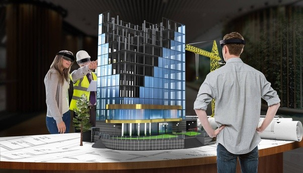 Image result for ar in construction