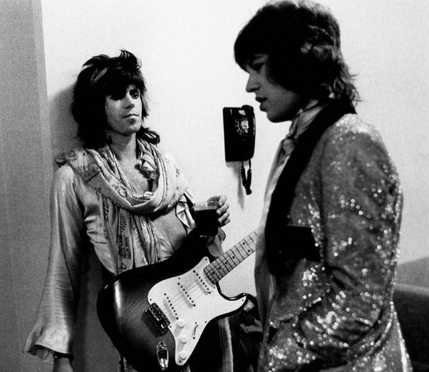 The Rolling Stones (band): What was Keith Richards like ...