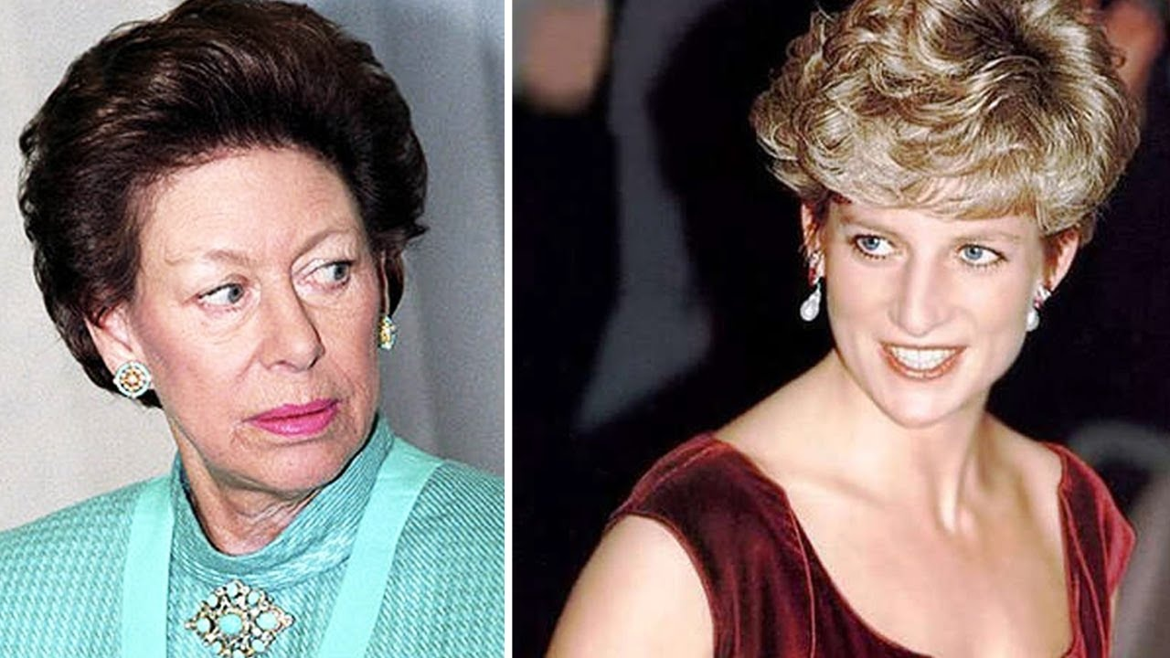 Why Did Princess Margaret Refuse To Bow As Princess Diana S Coffin Went Past The Royal Family At Buckingham Palace Quora