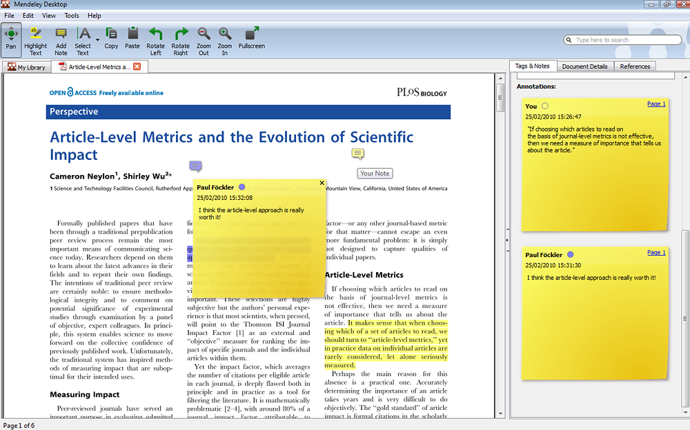 Scientific Papers Pdf