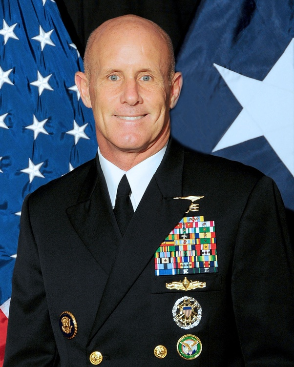 Can a Navy SEAL ware a surface warfare pin with his trident pin? - Quora