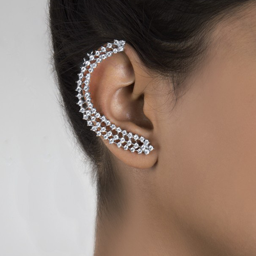 There Are New Designs Available Of Ear Cuffs Which Easy To Wear Like Earrings Only Such You Can Visit This Link