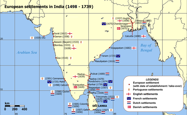 European domination of the indian subcontinent teenage fuck