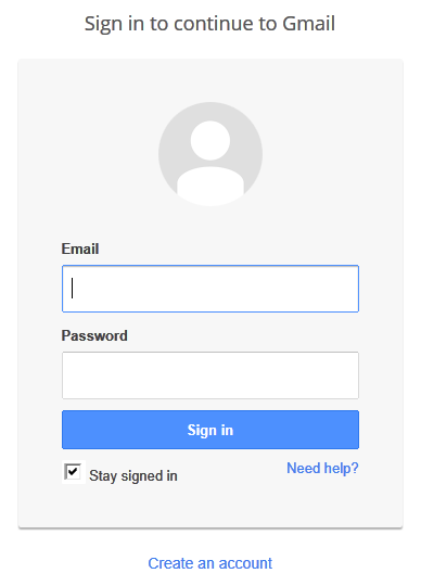 How To Access My Gmail Account Since I Have Forgotten The