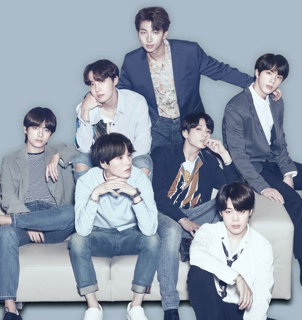 How old will the BTS members be in 2019? - Quora