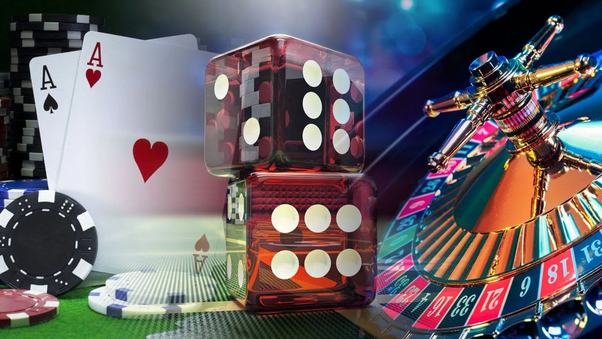 What are some casino games where luck plays a much greater role than skill?  Which casino game has the highest component of luck to win? - Quora