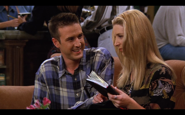 """Does David Arquette play in any """"Friends"""" episodes? - Quora"""