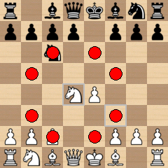 A chess opening or simply an opening refers to the initial moves of a chess game. The term can refer to the initial moves by either side, White or Black, but an opening by .