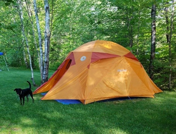 I just noticed the topics mentioned festivals. If Iu0027m c&ing from my car then all bets are off. Marmot Halo 6 & What is the best one person tent? - Quora