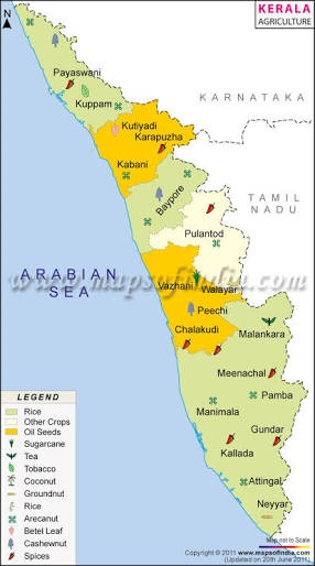 Which part of Kerala was called Central Travancore? - Quora
