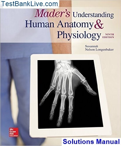 Human Anatomy & Physiology 9th Edition Pdf
