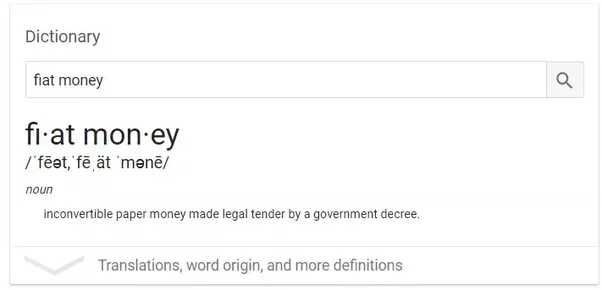 Which is the real fraud, Bitcoin or fiat currency? - Quora