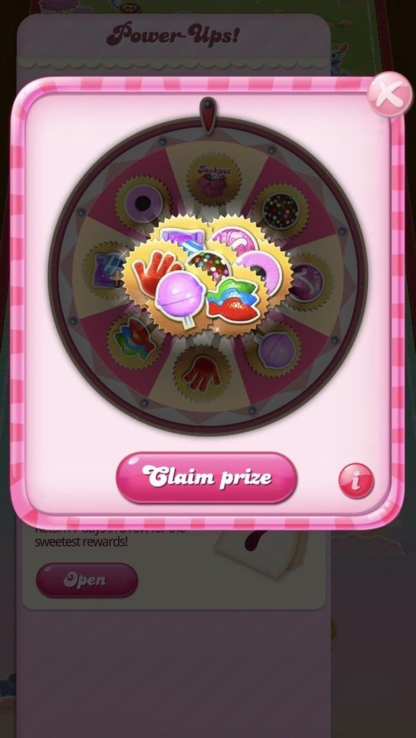 candy crush jackpot