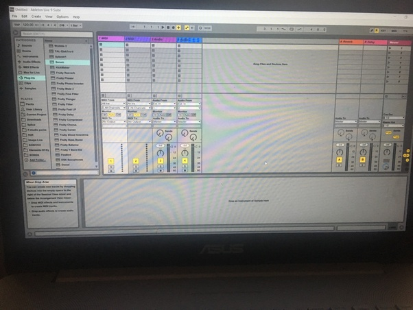 What are the best ways to create beats in Ableton Live 10