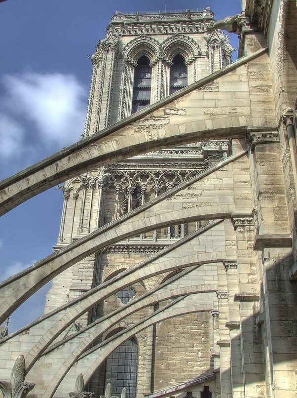 Since Romanesque Evolved Into Gothic Sometimes Its Hard To Tell The Difference Between Them